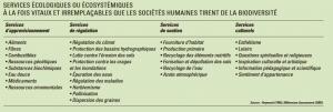services écologiques livret découverte biodiversité Fondation nicolas hulot